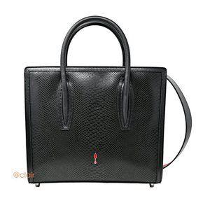 Christian Louboutin Medium Paloma Leather Satchel